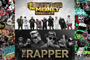 Show me The Money Vs Rapper